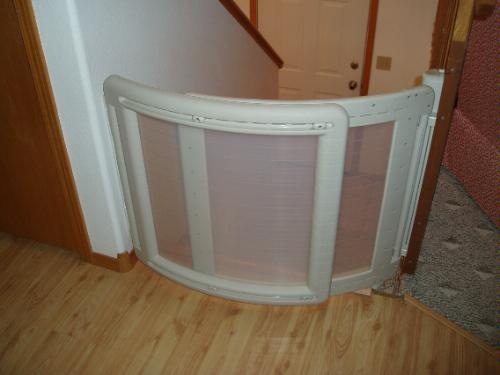 Baby Gate Question The Bump