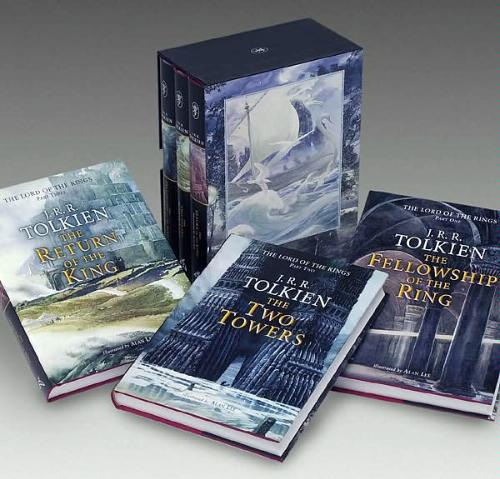 Lord Of The Rings Books Epub