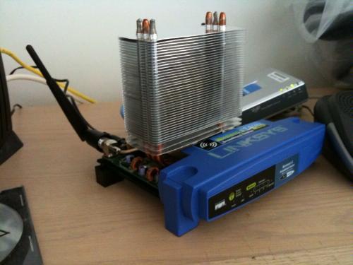 Ideas For Cooling A Sony Receiver Mod Bonus Photo
