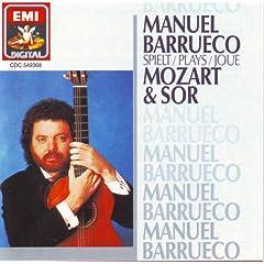 Manuel Barrueco - Mozart & Sor for Guitar