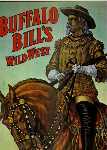 100 Posters of Buffalo Bill's Wild West (The Poster Art