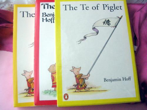 Tao of Pooh and Te of Piglet Boxed Set: Benjamin Hoff