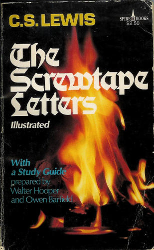 Publication: The Screwtape Letters