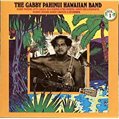 Album HAWN BAND VOL.1 W/RY COODER by Gabby Pahinui