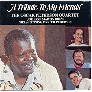 Martin Drew: Oscar Peterson A Tribute to My Friends