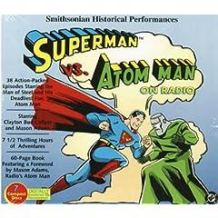 Superman vs. Atom Man cover