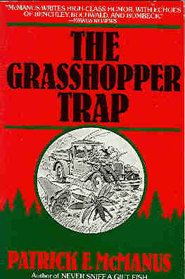 The Grasshopper Trap, McManus, Patrick F.