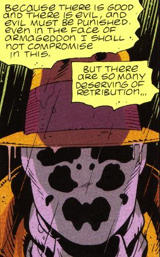 watchmen graphic novel is as good as they say the american culture
