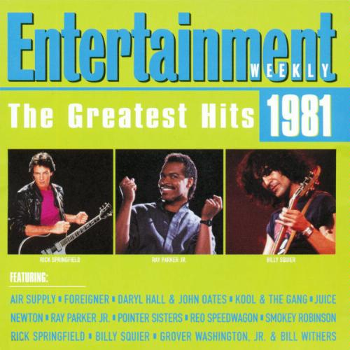 RARE Best of 1981 Pop Greatest Hits CD 80s oldies Eighties Soft Rock