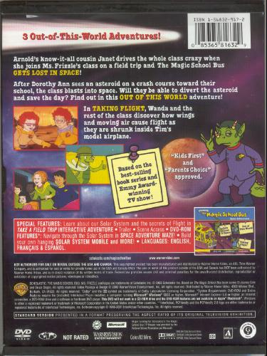 Magic School Bus Planets Space 3 (page 4) - Pics about space