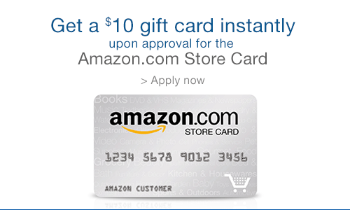 """· The Amazon Store Card is a no-brainer for anyone with an Amazon Prime membership and at least fair credit. Prime membership qualifies you for 5% """"cash"""" back on every aisnp.ml purchase, turning an otherwise ordinary offer into one of the best store credit cards around/5()."""