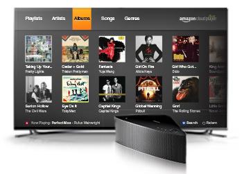 Samsung Tv Amazon Music