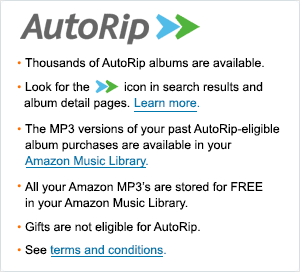 Amazon Com Autorip Cds Amp Vinyl