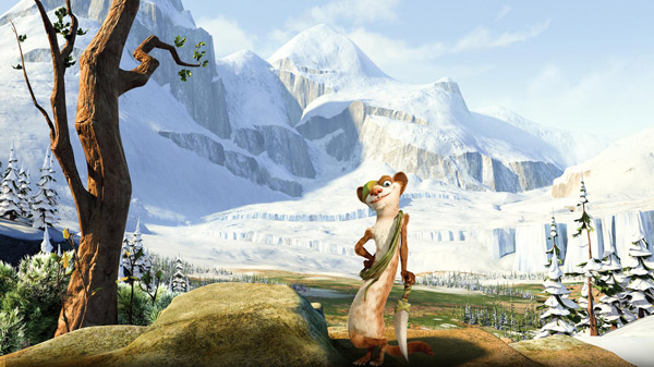 Amazon Com Ice Age Dawn Of The Dinosaurs Blu Ray Dvd