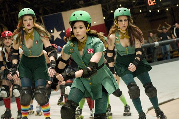 Amazon.com: Whip It: Ellen Page, Drew Barrymore, Kristen Wiig, Sarah