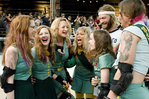 Amazon.com: Whip It: Ellen Page, Drew Barrymore, Kristen ...