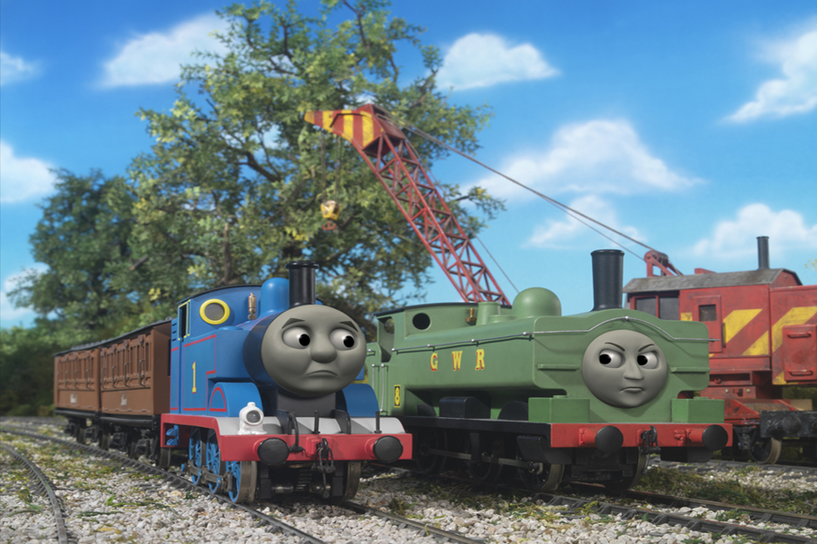 thomas and friends train - photo #10
