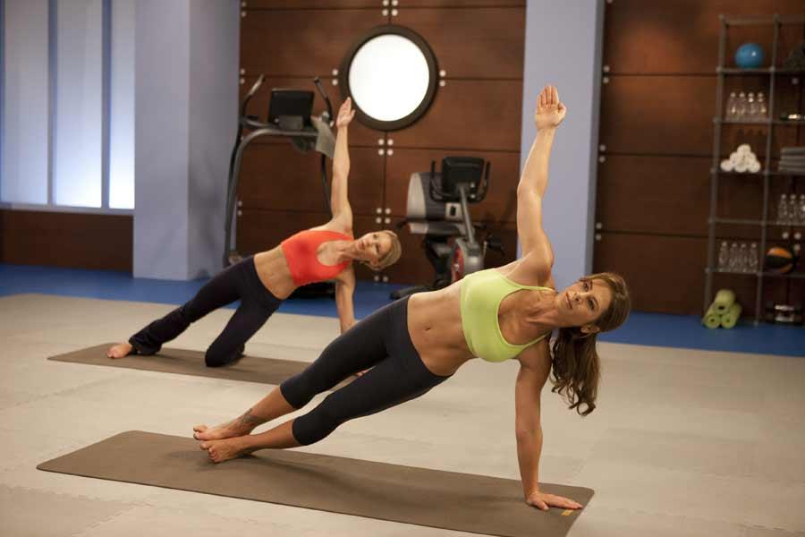 Jillian Michaels Yoga Meltdown Level 1