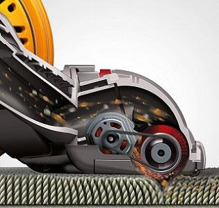Amazon Com Dyson Dc24 Ball All Floors Upright Vacuum