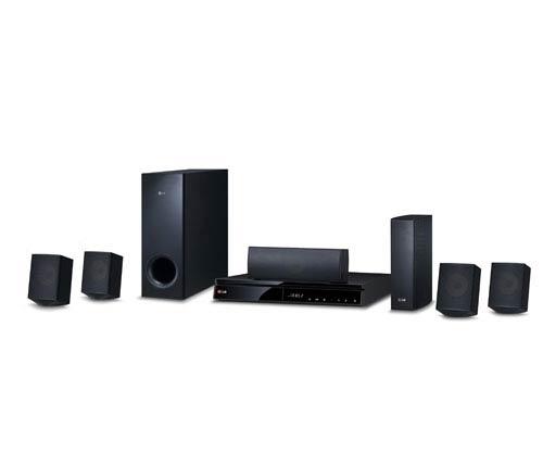 LG Electronics BH6830SW 1000 Watt 3D Blu-ray Home Theater
