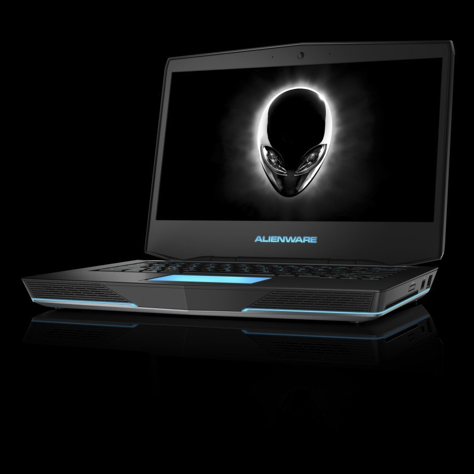 Amazon.com : Alienware 14 ALW14-2814sLV 14-Inch Gaming Laptop : Laptop Computers : Computers ...