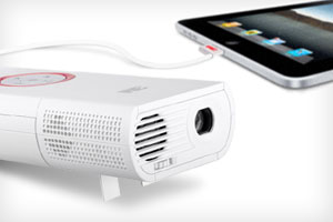 Hook up projector to mac