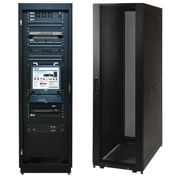 Amazon Com Tripp Lite Sr42ub 42u Rack Enclosure Server