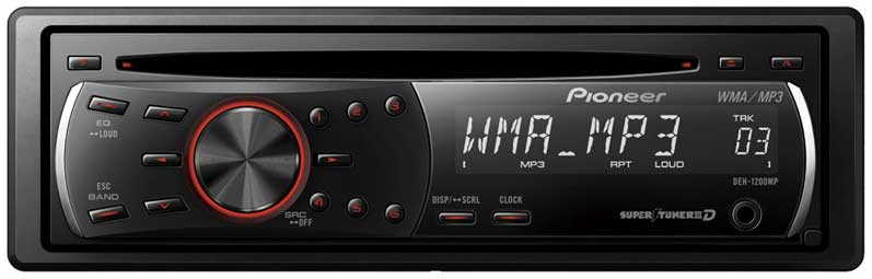Pioneer Deh 1200mp Car Stereo Price In Pakistan Homeshopping