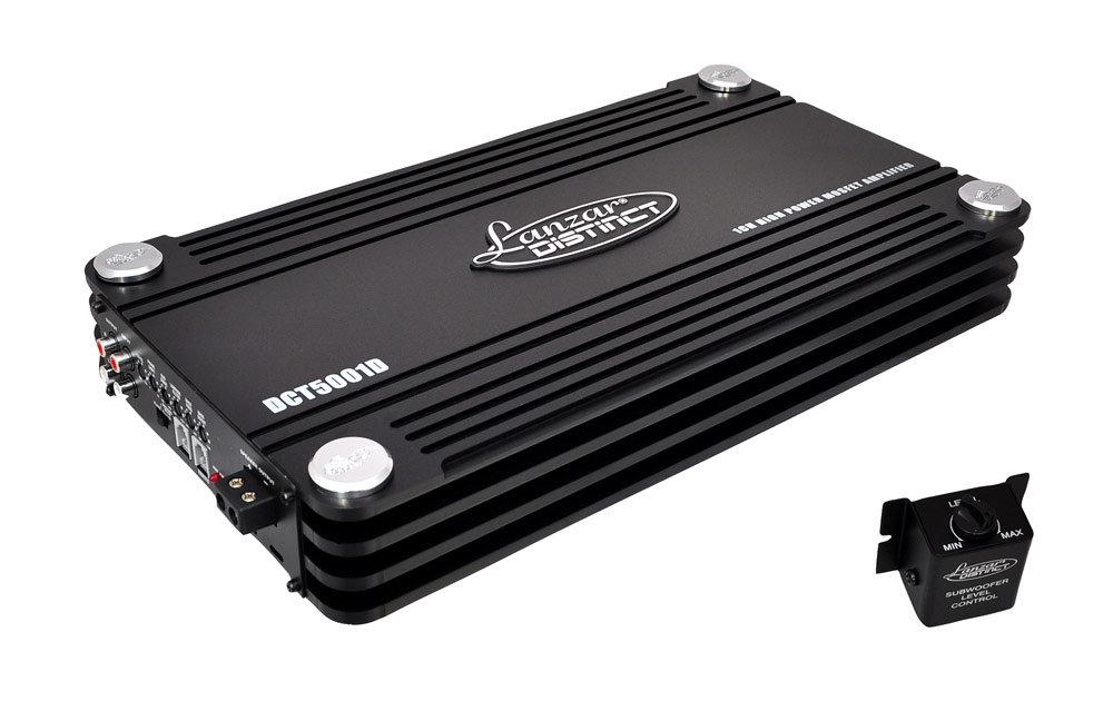 Amazon.com: Lanzar DCT5001D 5000 Watt Digital Mono Block ...