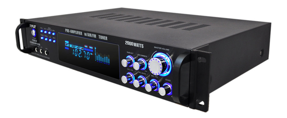 Pylepro P2001at Home And Office Amplifiers