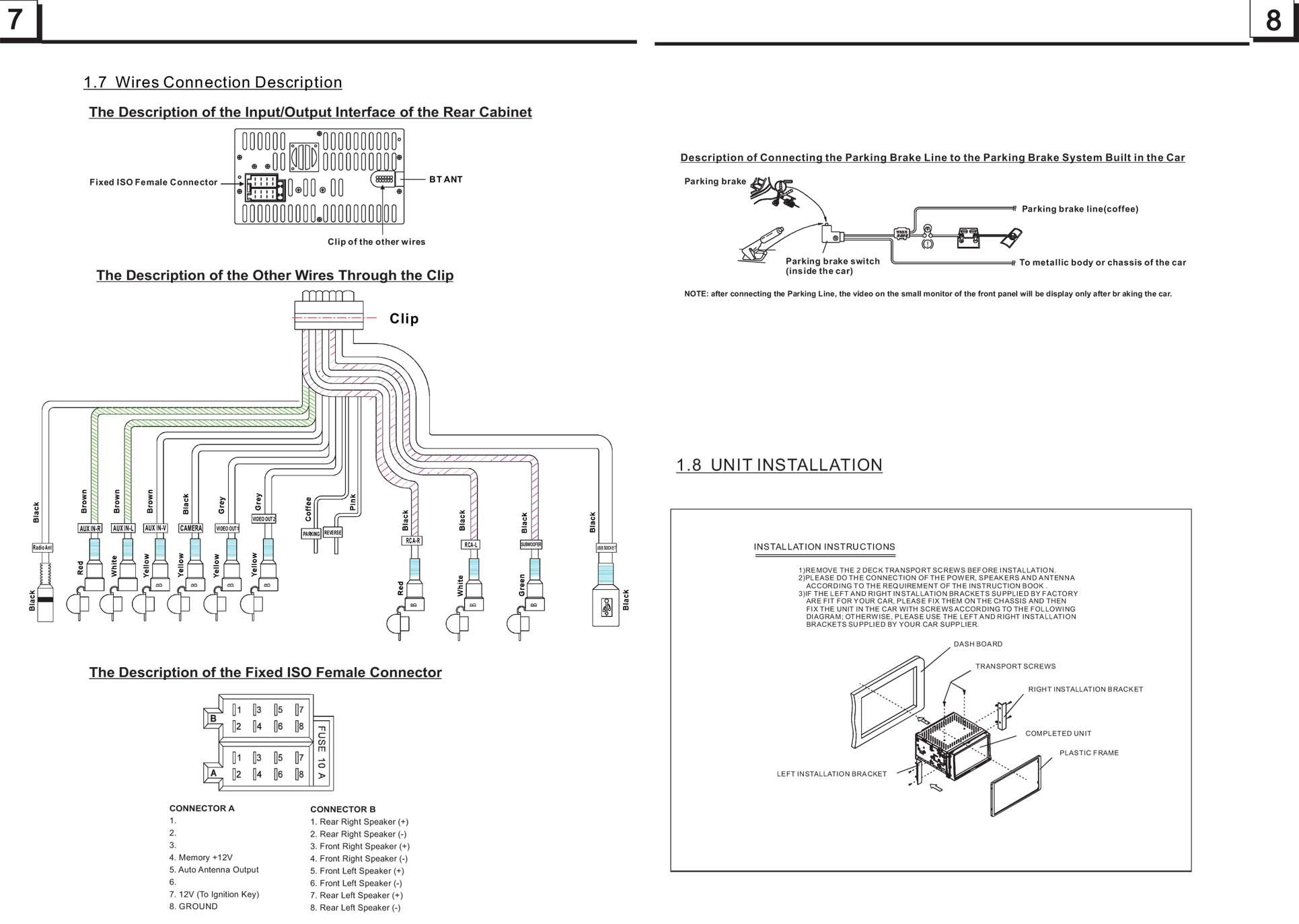 pyle view pldnv78i wiring diagram pyle pldn74bti wiring diagram – car audio systems pyle waterproof speaker wiring diagram #5