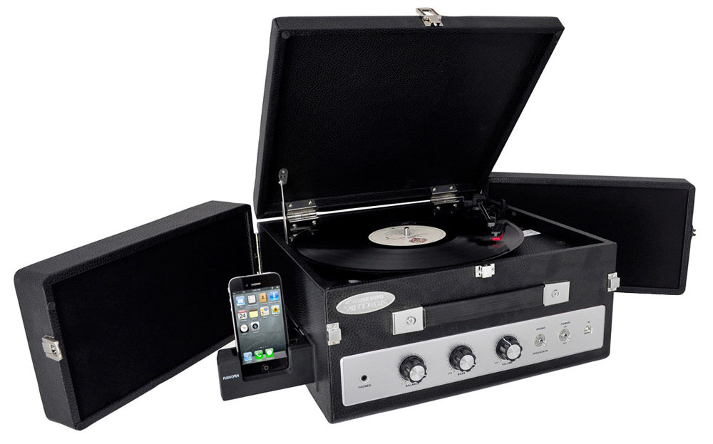 Pylehome Plttb8ui Home And Office Turntables