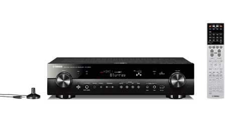 yamaha rx s600 home theater receiver electronics. Black Bedroom Furniture Sets. Home Design Ideas