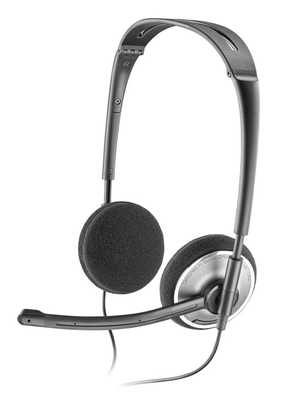 Amazon.com: Plantronics .Audio 478 Stereo USB Headset