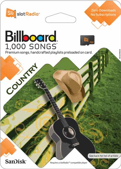 slotradio cards 1000 songs