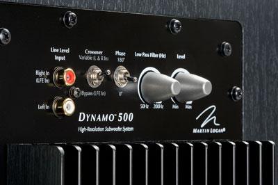 Amazon.com: MartinLogan DYN500D Dynamo 500 Subwoofer