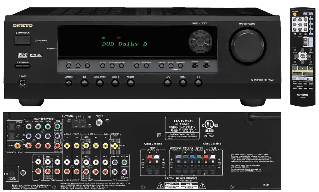 How can i connect 2 subs to my receiver