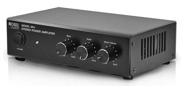 25 Watt Audio Amplifier
