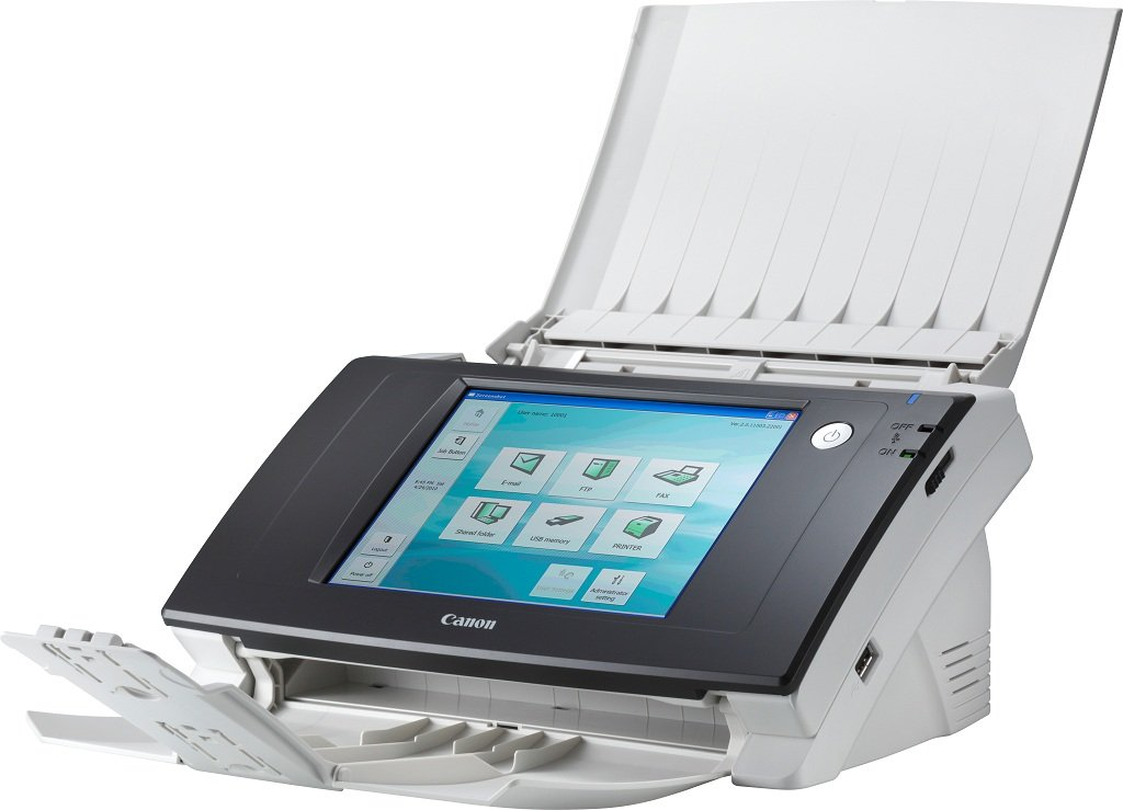 Amazon.com: Canon imageFORMULA ScanFront 300 Networked ...