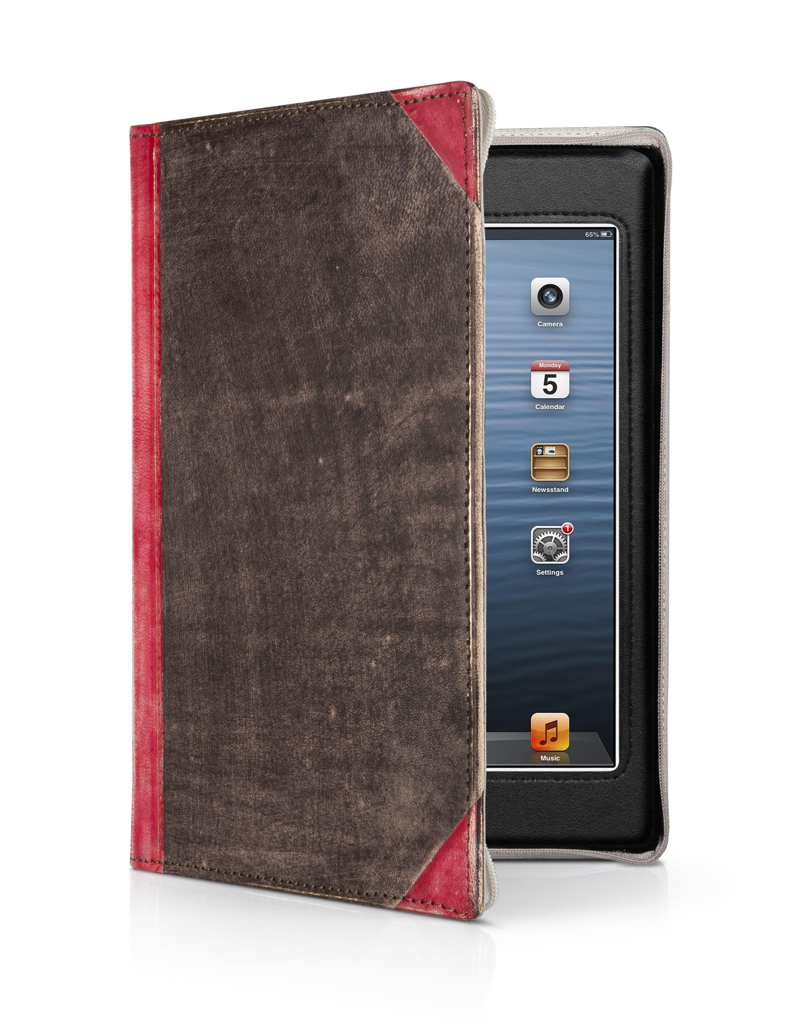 Amazon.com: Twelve South BookBook for iPad mini, red ...