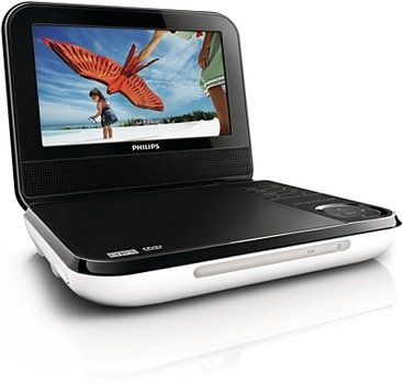 Philips portable dvd player 7 inch : La car show discount