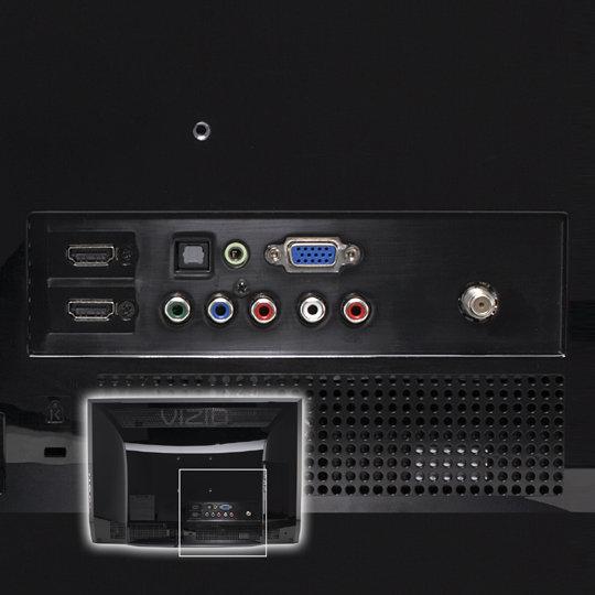 Amazon.com: VIZIO M260VA 26-Inch Class RazorLED 720p LCD
