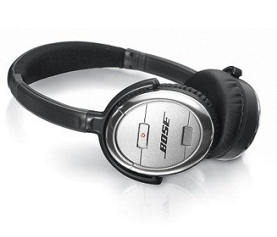 Bose QuietComfort 3 fones de ouvido com cancelamento de ruído acústico