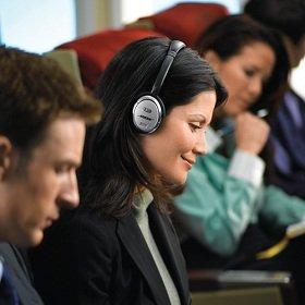 Headphones Bose QC3 redução de ruído avançada