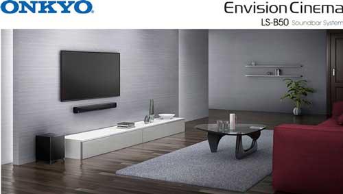 Amazon.com: Onkyo LS-B50 6.1-Channel 3D Sound Bar: Electronics