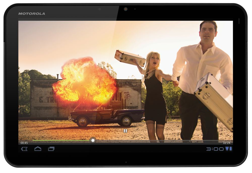 Amazon Com Motorola Xoom Android Tablet 10 1 Inch 32gb