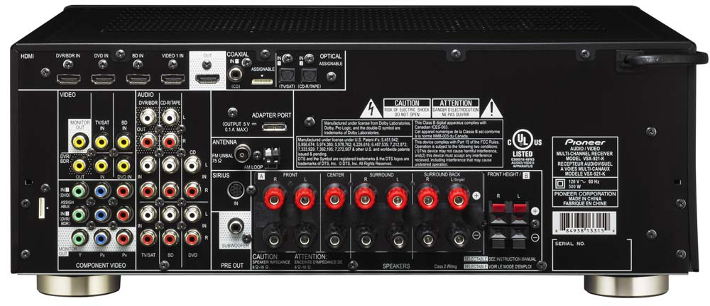 Pioneer   V Tech Audio Shop