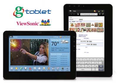 Viewsonic G Tablet