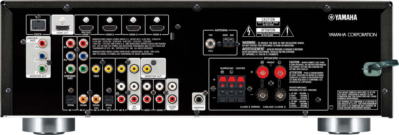 Yamaha htr 6140 manual