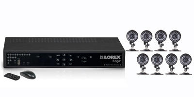 Amazon Com Lorex Lh326501c8 Edge 16 Channel 500gb Dvr